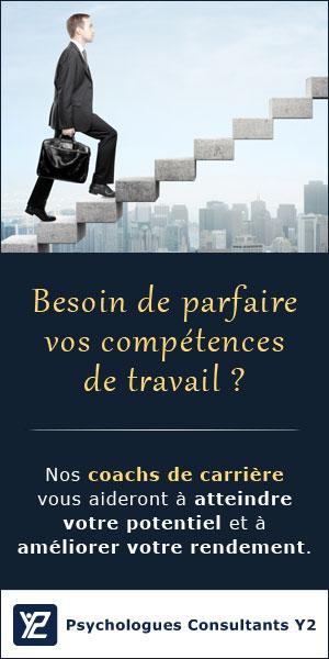 Besoin de parfaire vos compétences de travail ? Nos coachs de carrière vous aideront à atteindre votre potentiel et à améliorer votre rendement.